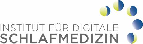 Logo vom Institut für digitale Schlafmedizin